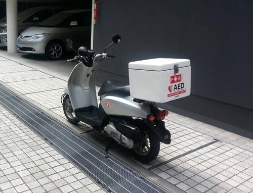 バイクの利便性を追求する上で、二輪自動車